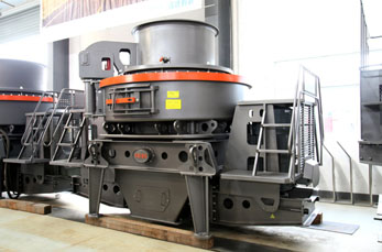 Application of sand making machine for sand and gravel industry