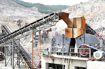 Jaw crusher is the main market of mineral processing equipment