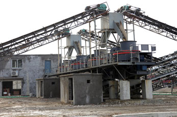 Sand making machine satisfy the requirement of building industry