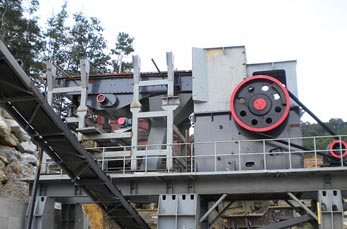 The innovation of environmental protection type jaw crusher